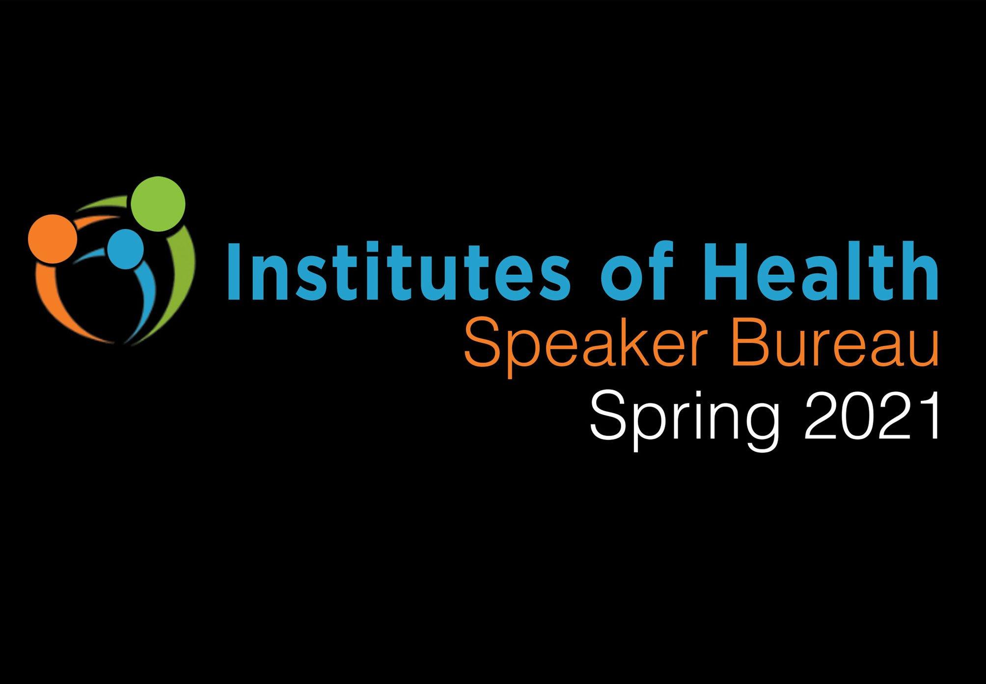 2021 Spring IOH Speaker Bureau