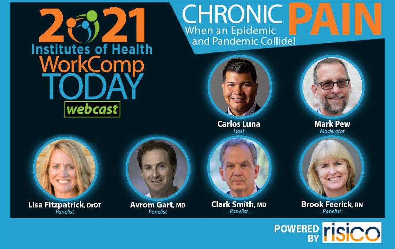Chronic Pain Feb Webinar