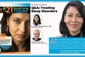 August Spotlight: Treating Sleep Disorders