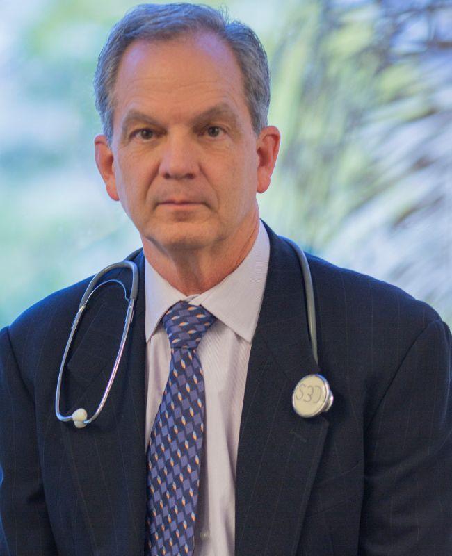 Dr. Clark Smith Bio