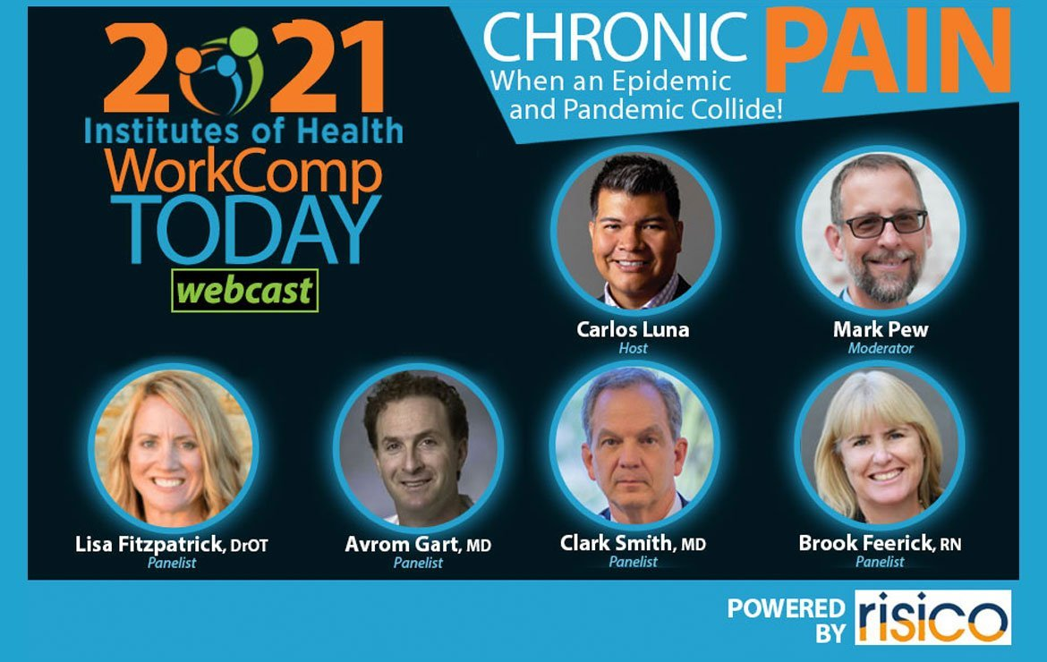Chronic Pain: When an Epidemic and Pandemic Collide!