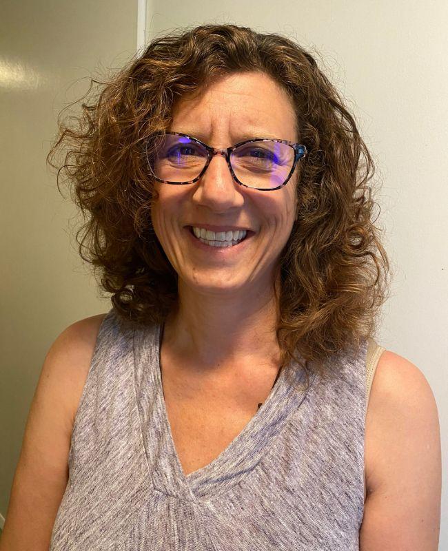 Erika Radway, LMT, GCFP