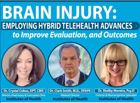 Brain Injury Webinar