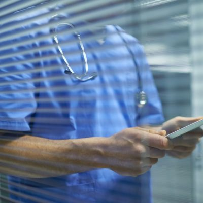 Healthcare Workers Chronic Pain feature
